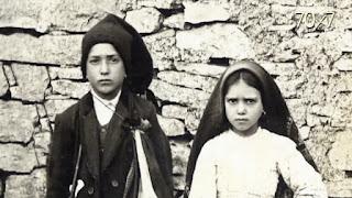 Oração  a Santa Jacinta e São Francisco, os Pastorinhos de Fátima.