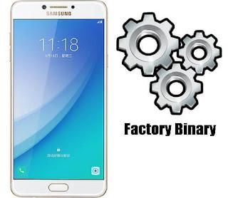 Samsung Galaxy C7 Pro SM-C7010 Combination Firmware
