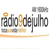 Ouvir a Rádio 9 de Julho AM 1600 - São Paulo / SP Ao Vivo e Online