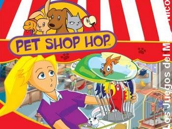 PET SHOP HOP . Guía del juego LL