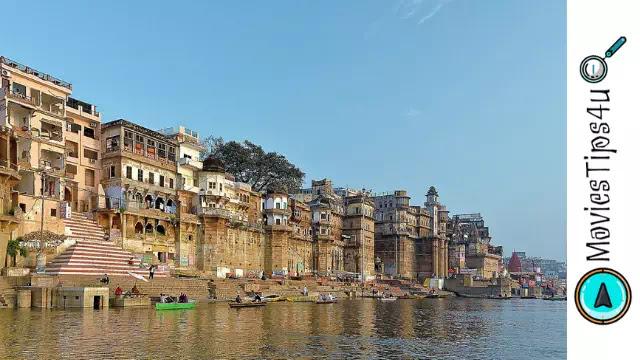 Bollywood Movies Web-series Shot in Varanasi, Banaras Ghats