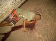 Homem é executado com tiros à queima-roupa em Lago da Pedra