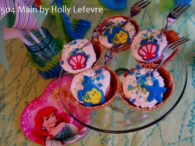 The Little Mermaid Viewing Party #DisneyPrincessPlay #shop
