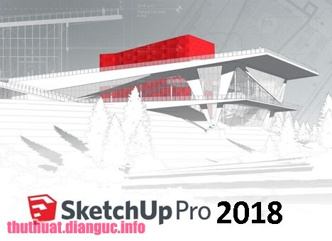 Download SketchUp Pro 2018 Full crack
