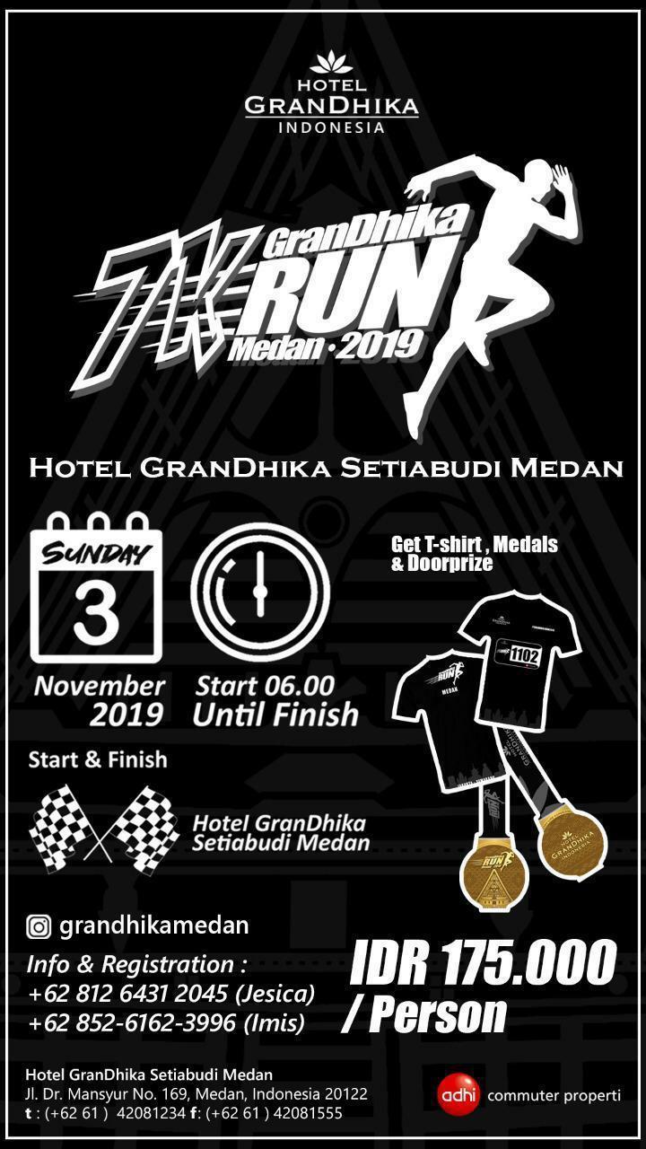 GranDhika Run • 2019