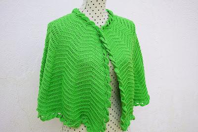 2 - Crochet Imagenes Capa para mujer para todas las tallas a crochet y ganchillo por Majovel Crochet