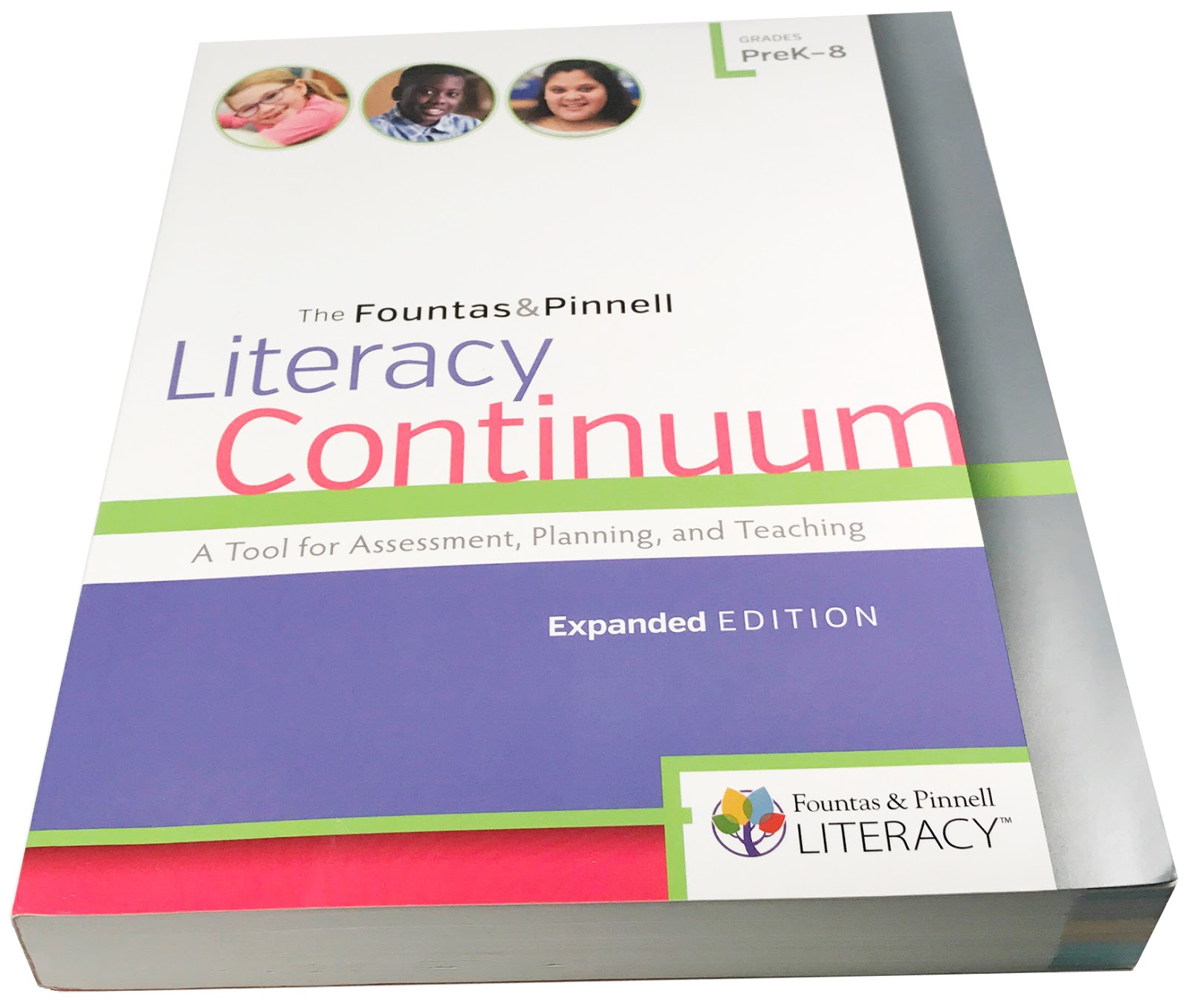 how to use the literacy continuum