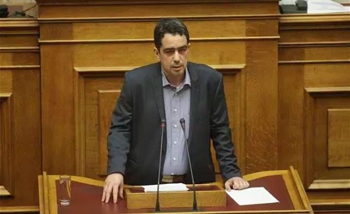 """Γ. Θεοφύλακτος (ΣΥΡΙΖΑ): """"Νόμος είναι αυτός που πιστεύουμε εμείς γιατί είμαστε πλειοψηφεία"""""""