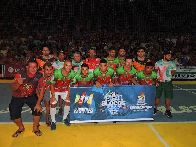 518caf3125 Futsal RN  Conheça os Campeões dos principais Campeonatos de Blocos de 2018