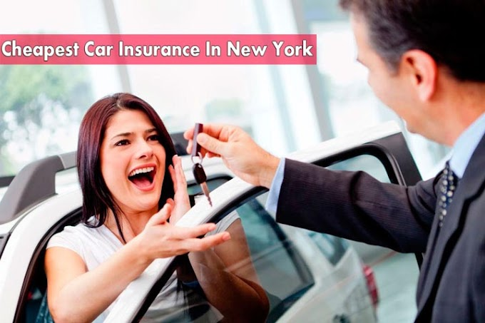 Cheapest Car Insurance In New York