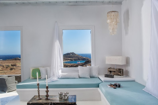 guest house in mykonos