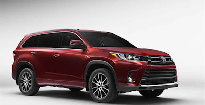 2018 Toyota Kluger date de sortie, les changements et les rumeurs de prix -