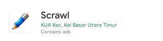 Scrawl - Aplikasi untuk Corat-coret Foto di Android