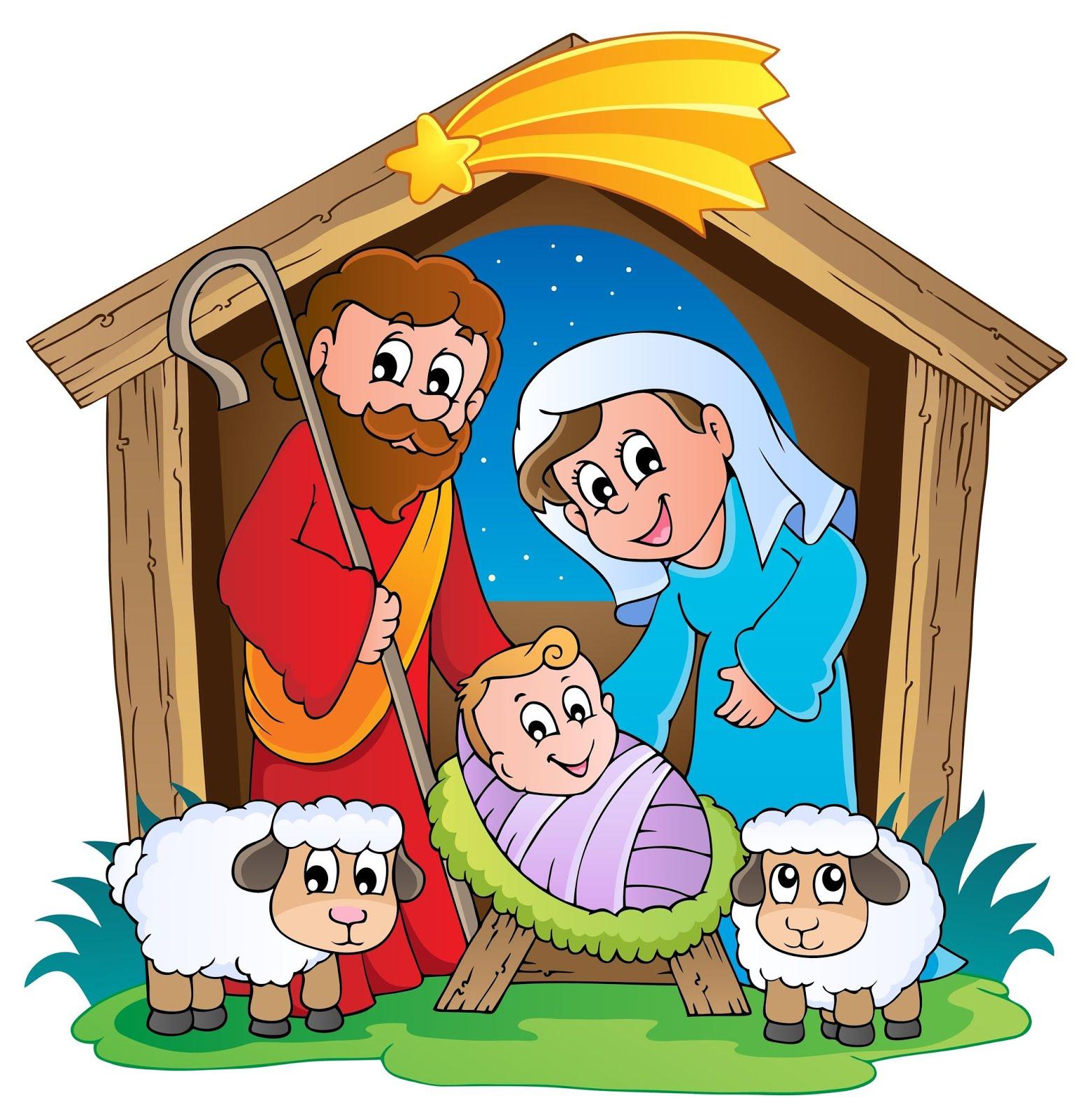clipart nacimiento jesus - photo #6