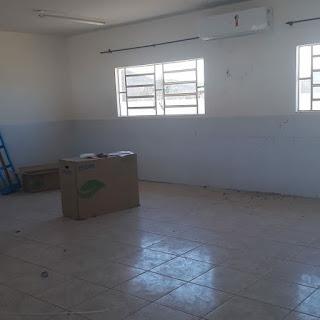Gestão de Camalaú implanta climatização completa no Centro Educacional Odete Maciel
