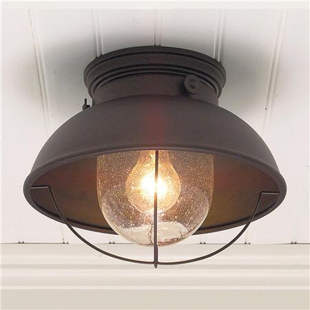 Salt Marsh Cottage Light Fixtures On A Budget