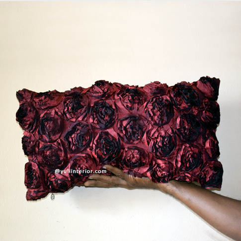 Rosette Decorative Throw Pillows in Port Harcourt, Nigeria