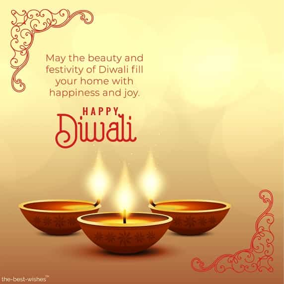 happy diwali wishes to company
