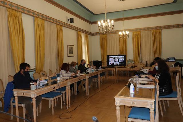 Σημαντικές αποφάσεις για έργα πήρε η Οικονομική Επιτροπή της Περιφέρειας Πελοποννήσου