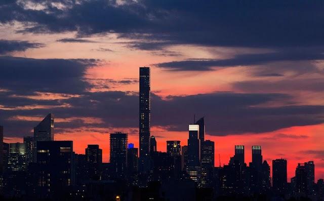 Αγωγή εκατομμυρίων από ενοίκους… «ελαττωματικού» ουρανοξύστη της Νέας Υόρκης