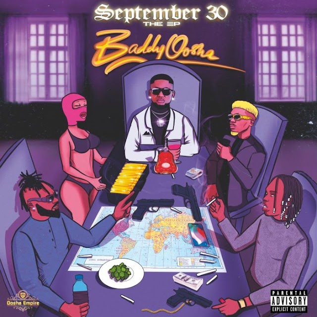 """Download mp3: """"Baddy Oosha – September 30"""" Full EP Is Out"""