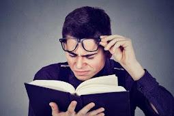 Ingat! Ini 6 Tanda Bahwa Kamu Harus Pakai Kacamata