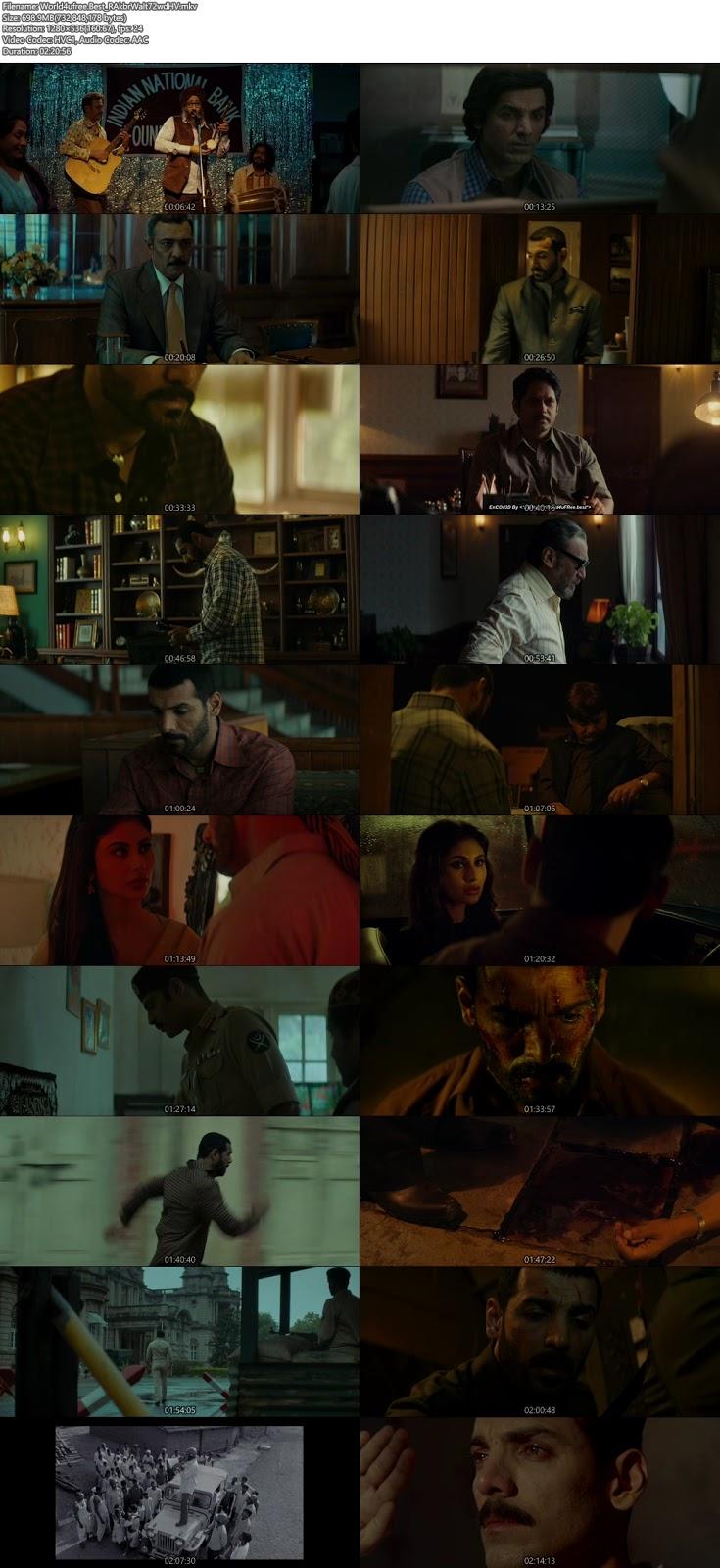 Romeo Akbar Walter 2019 Hindi Full movie