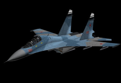 3D Model | Su-30 Aircraft | Download 3D Model Cad File free