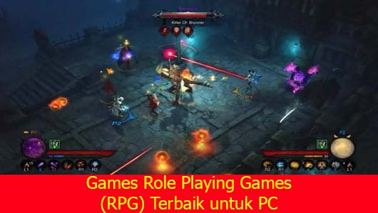 Games Role Playing Games (RPG) Terbaik untuk PC
