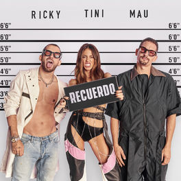 Baixar Recuerdo - TINI feat. Mau y Ricky Mp3