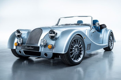How Morgan is putting its most up to date chronologically erroneous roadster together