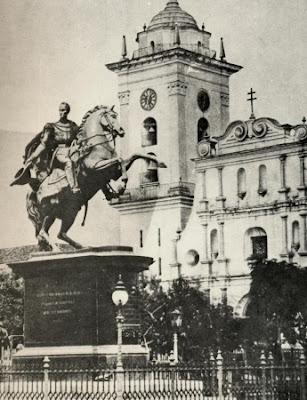 Curiosidades de la Estatua Ecuestre de Simón Bolívar en Caracas