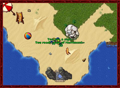 Monster Rampage en la Isla de la Alegría