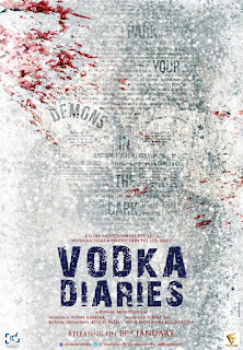 Vodka Diaries First Look Poster