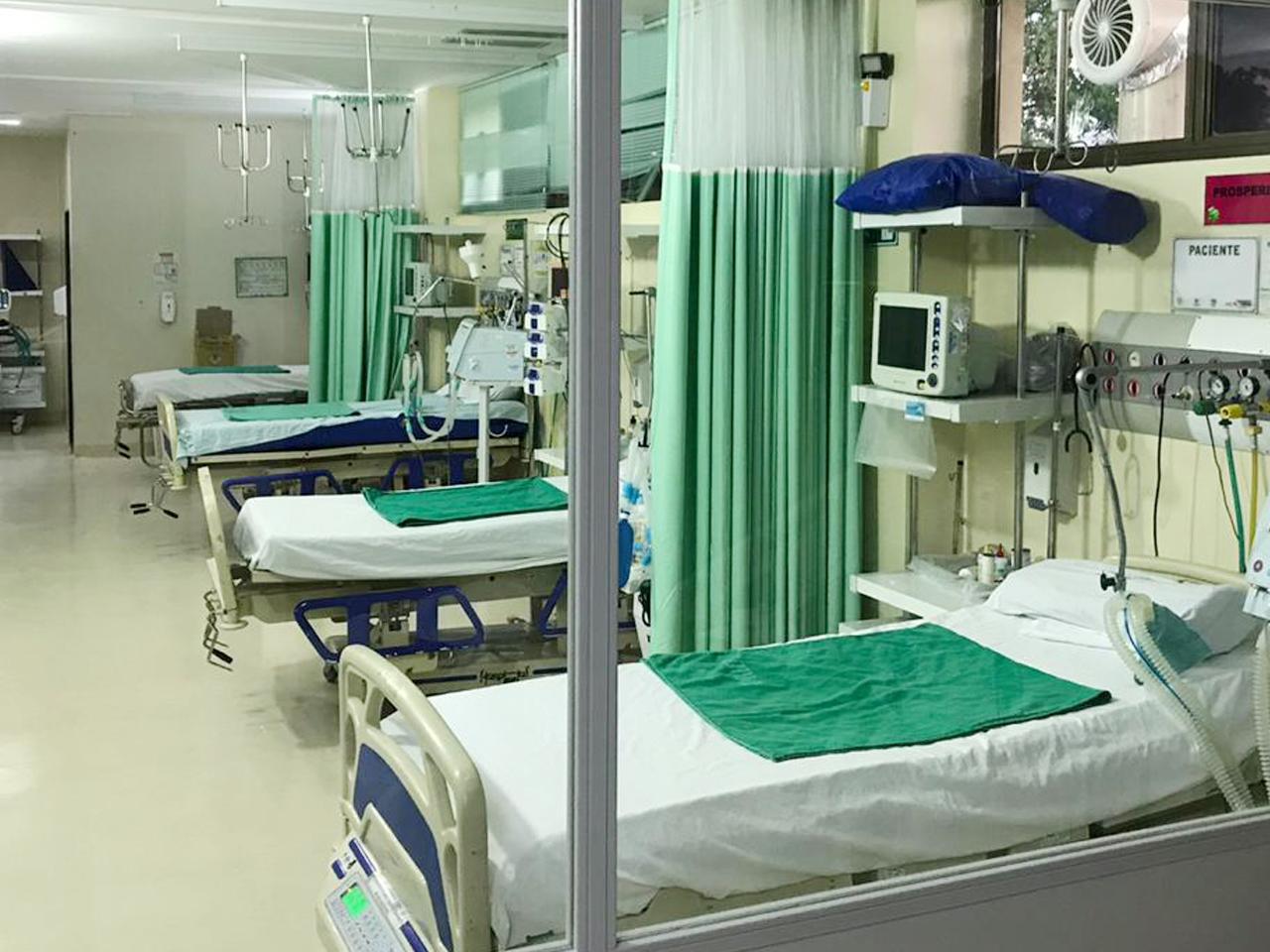 Hospital Regional ganha novas UTIs; tem agora 47 leitos exclusivos para covid-19