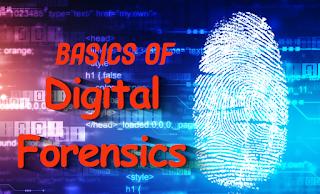 Basics of Digital Forensics Kali Linux
