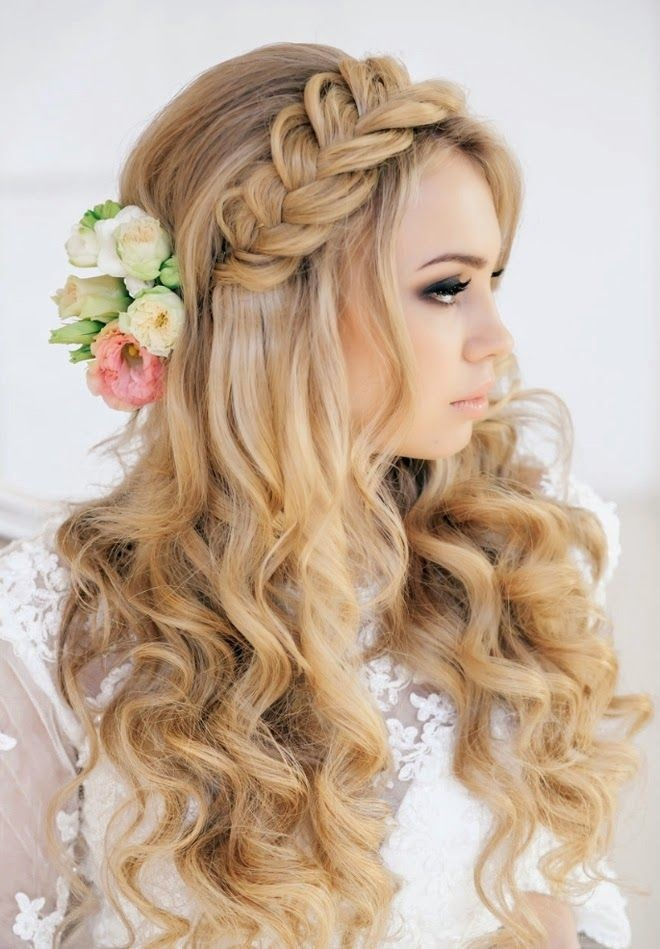 Fine Most Beautiful Bridesmaid Hairstyles 2015 New Stylish Wedding Prom Hairstyles For Men Maxibearus