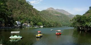 Renuka lake In Sirmour Himachal Pardesh.