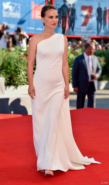 Natalie Portman vestido festa