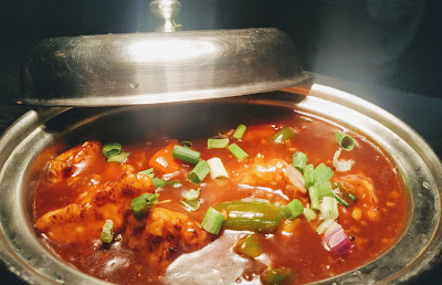 Paneer chilli gravy recipe chilli paneer
