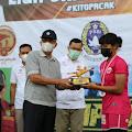 Wagub Sumsel Tutup Turnamen Sepak Bola Woman Open Championship Sriwijaya FC dan Turnamen Sepakbola U-14 Putra
