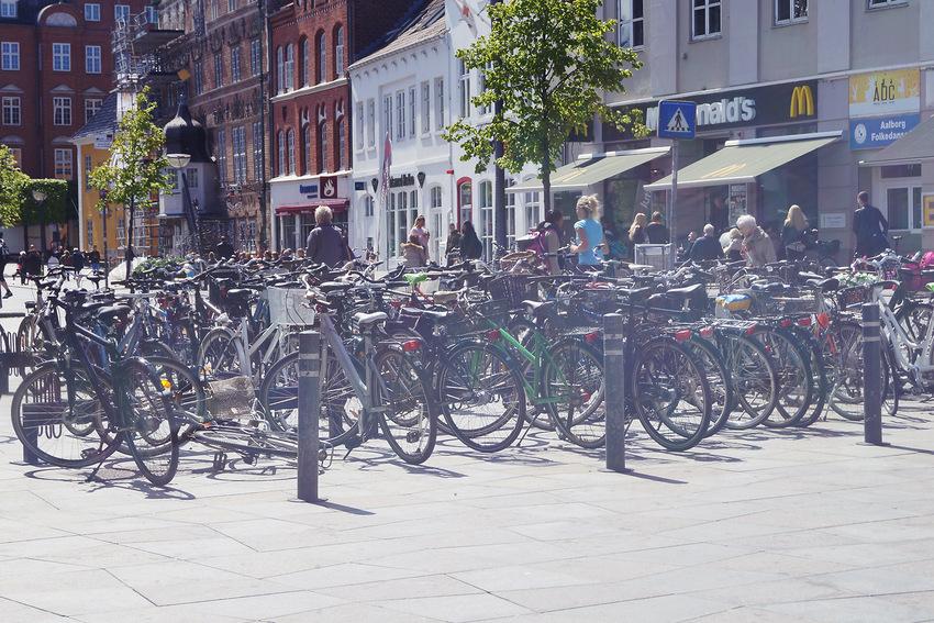 rowery Aalborg