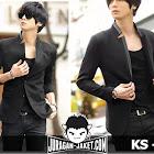 jas exclusive jaket korean style  ks 33