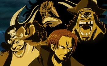 Karakter Manga/Anime One Piece
