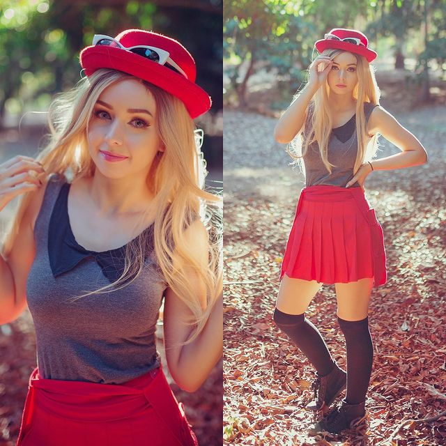 Amy Thunderbolt Photo