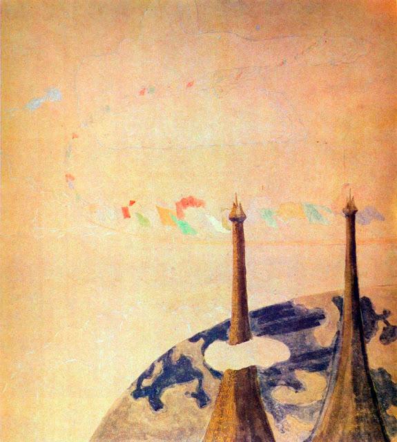 Чюрлёнис Микалоюс Константинас - Финал (Соната весны). 1907