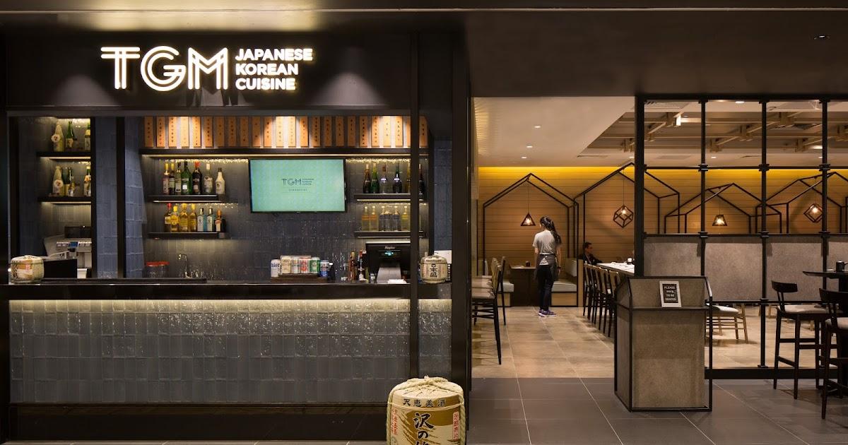 Japanese Restaurant At Changi Airport Terminal
