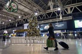 Britain holds crisis meeting over covid travel ban