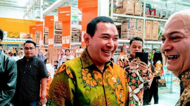 Tommy Soeharto Ungkap Rahasia Harga Goro Lebih Murah dari Pasar