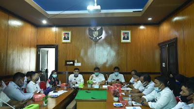 Bappelitbangda Sidrap Rancang  Penajaman Program RKPD 2021